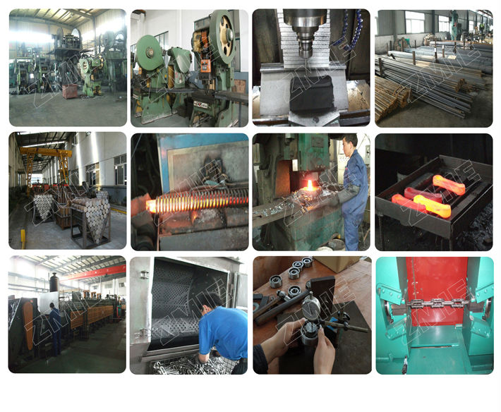488 cast steel chain for overhead conveyor