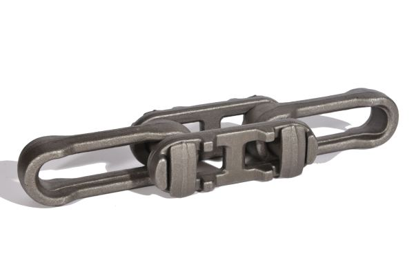 4 inch high strength I-beam drop forged rivetless chain