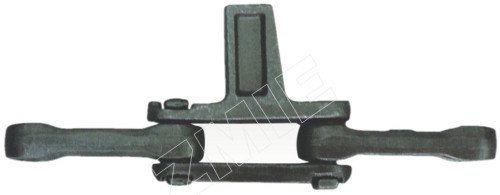 X348 forged side link pusher dog