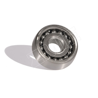Full ball trolley wheel bearing