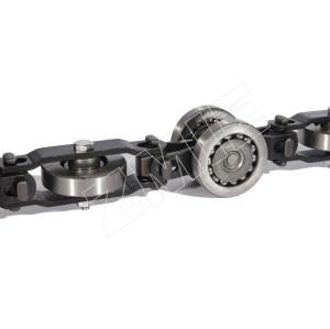 8 inch Enclosed Track Chain RF chain