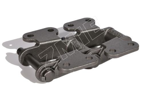 cast chain with K2 attachment