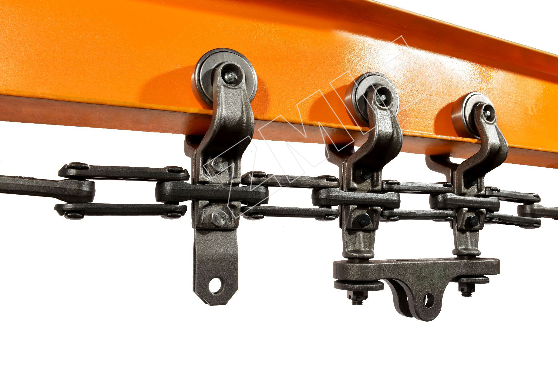 Drop Forged Chain : Drop forged chain for overhead conveyor