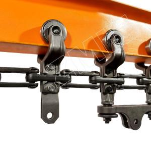 Drop Forged Chain for overhead conveyor X348 X458 X678 698