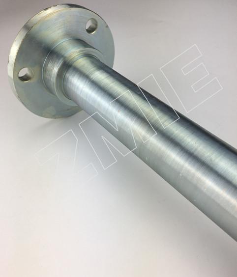 doffer shaft,friction welding