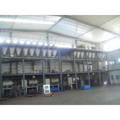 Automatic Material Mixing System(BL-700-WM)