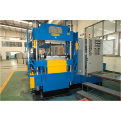 400T Machine De Presse De La Chaleur De Plaquette De Frein