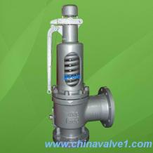 A48 Spring loaded full lift safety valve