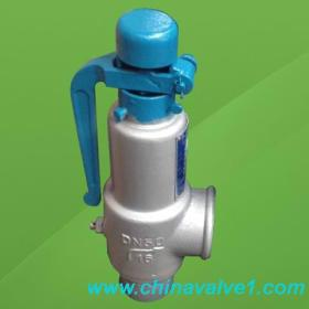 A27 Spring loaded low lift type safety valve