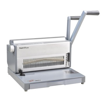 Manual wire binding machine (SUPER23 PLUS)