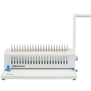 Office type  manual Plastic Comb Binding Machine (CB221 PLUS)
