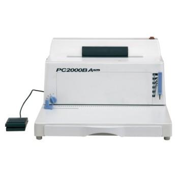 Electric Single Loop Wire Binding Machine(PC2000BA PLUS)