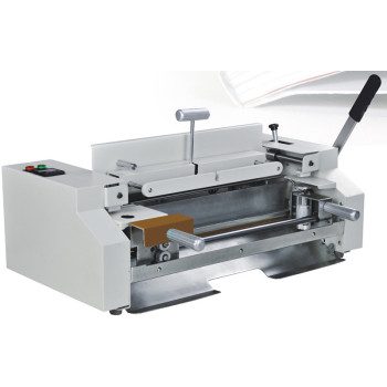 Manual cutting ,gluing and binding system(W300)