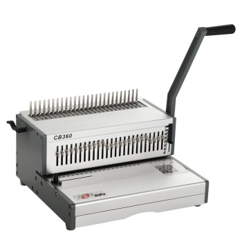 36CM  Manul Heavy Duty Comb Binding Machine