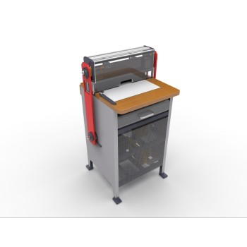 2 in 1 Paper Punching Machine SUPER450
