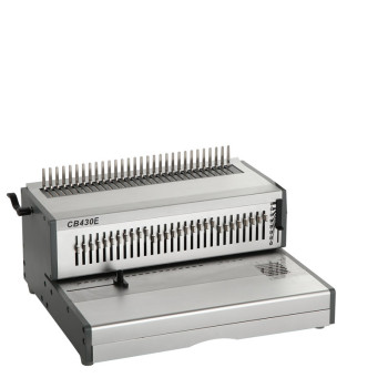 A3 size electric comb binding machine