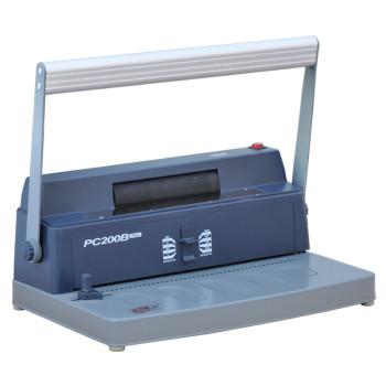 Manual Coil Binding Machine (PC200B PLUS)