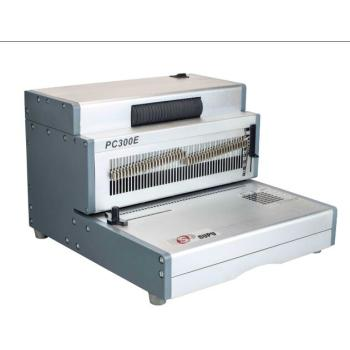 A4 SIZE Electrical coil binding machine PC300E
