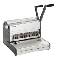 360mm Punching Width  Manual  Double Wire Binding Machine CW360