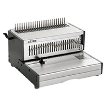 A4 Electric Comb Binding Machine