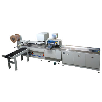Automatic Double Wire Binding And Punching Machine SP-580S