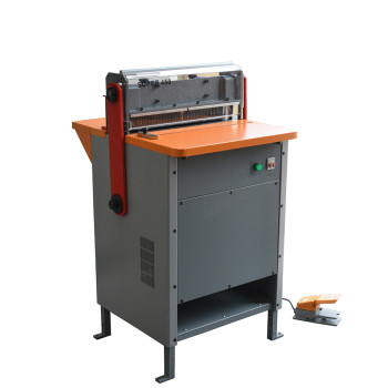 2 in 1 Paper Punching Machine SUPER450
