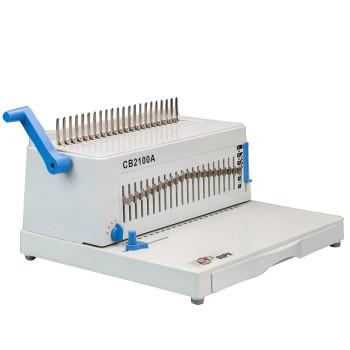 Electric  Comb Binding Machine CB2100A plus