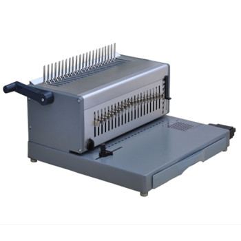Electric heavy duty Comb Binding Machine  SUPER21E plus