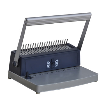 Office Type Manual Plastic Comb Binding Machine  CB200 plus