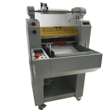 FM-390AF A3 size automatic roll laminator with foil transfer function