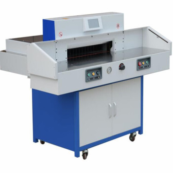 High speed hydraulic industrial heavy duty paper cutter  SP-670GH