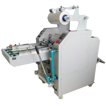 480mm Hydraulic  laminator with auto overlap & pneumatic cutting systems HL-500YA