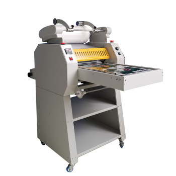 350mm Single/ Double Sides , Hot/Cold Roll Laminator DS-350