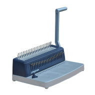 Office Type  Manual Plastic Comb Binding Machine  CB221 plus