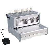 A4 Size Electric Heavy Duty Comb Binding Machine CB300E