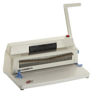 Letter A4 Size Office Use Coil Binding Machine (PC246B PLUS)