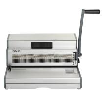 17 inch Manual Coil Binding Machine PC430