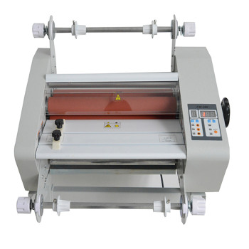 Hot and Cold Roller  laminator  (FM360)