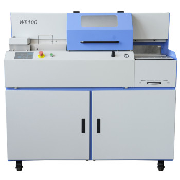 New Perfect Binding Machine with Pneumatic system (W8100)