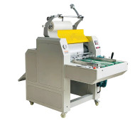 520mm Hydraulic laminator with auto overlap function