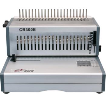 电动重型梳式装订机