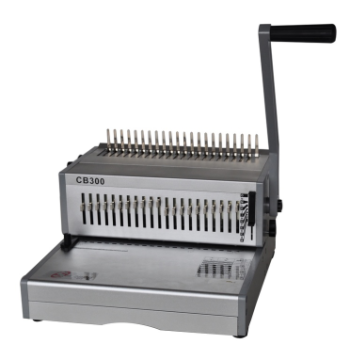 重型手动梳式装订机CB300