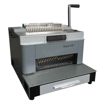 4 in 1 Binding Machine SUPER 4&1