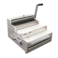 360mm Heavy Duty Hole Punching Machine With Wire Closer (SUPER360MW)