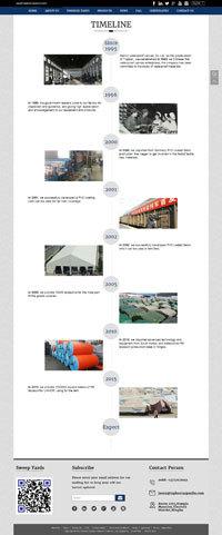 拓邦篷布-发展历程