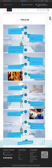 日星线缆-发展历程