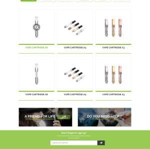 沁园春电子烟-产品展示