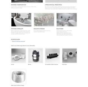 博乐惠卫浴配件-空气按摩系统