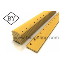 Heavy equipments Earth moving equipment parts grader blade
