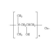 Water treatment agent dimethylamine-epichlorohydrin copolymer CAS NO.39660-17-8